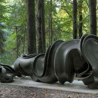 Tony Cragg, Early Form, ©Cragg Foundation, Charles Duprat