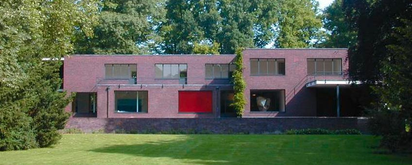 Krefeld Haus Esters Haus Lange Straße Der Gartenkunst